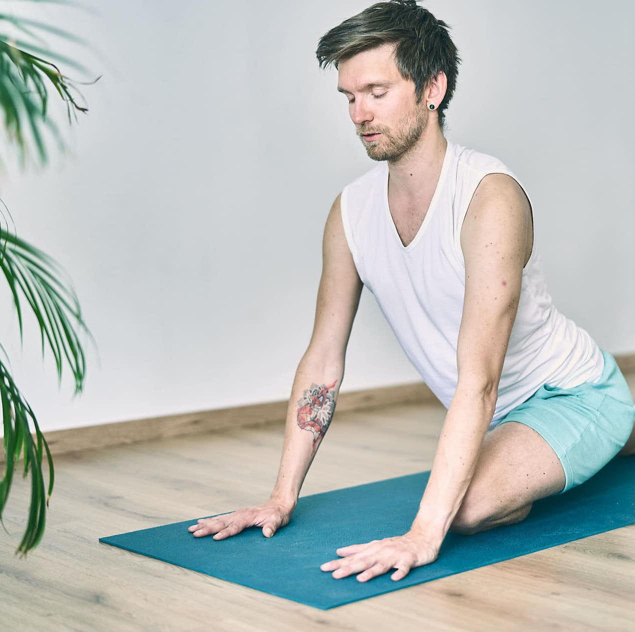 Detox Yoga mit Felix George